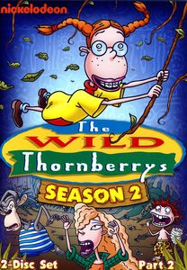 Wild Thornberrys: Season 2 Part 2