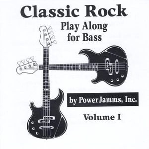 Classic Rock Play Along for Bass