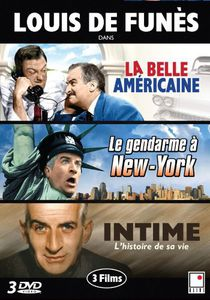 La Belle Americaine/ Le Gendarme a New York/ Intime [Import]