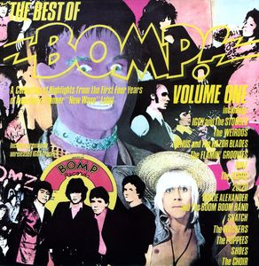 Best of Bomp /  Various