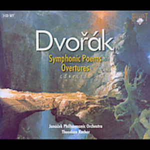 Symphonic Poems /  Overtures Complete