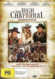 High Chaparral: Season 4 [Import]