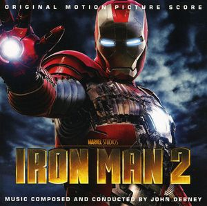 Iron Man 2 (Score) (Original Soundtrack)