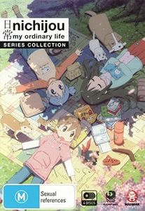 Nichijou: My Ordinary Life-Series Collection