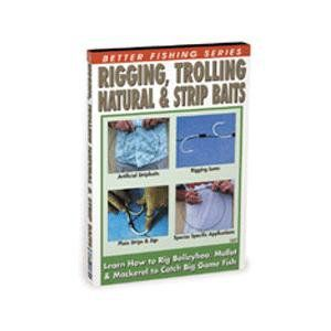 Rigging & Trolling Natural & Strip Baits