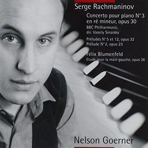 Nelson Goerner Plays
