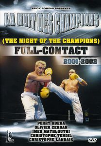 Full-Contact: The Night of the Champions 2001-2002