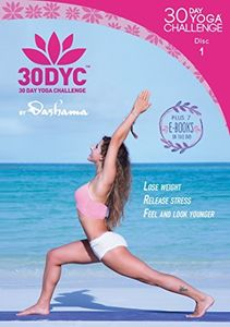 30dyc: 30 Day Yoga Challenge With Dashama Disc 1