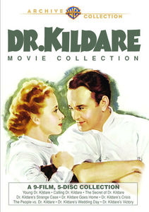 Dr. Kildare: Movie Collection