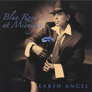 Blue Rose at Midnight