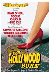 Alan Smithee Film: Burn Hollywood Burn