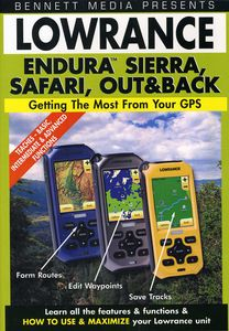 Lowrance Endura Sierra Safari Out & Back
