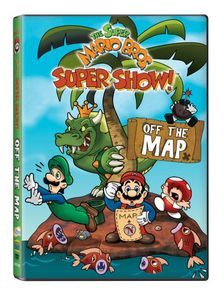 Super Mario Bros Super Show: Off the Map