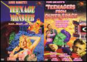 Teenage Monster & Teenagers from Outer Space