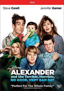 Alexander & the Terrible Horrible No Good Very Bad