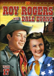 Roy Rogers with Dale Evans 17