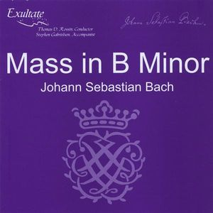 Bach: Mass in B Minorbwv 232