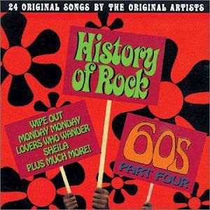 History of Rock 4: 60's /  Various