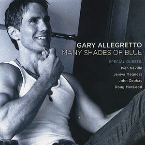 Allegretto, Gary : Many Shades of Blue
