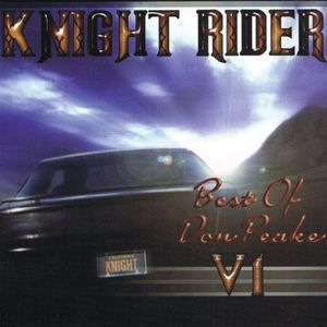 Knight Rider 1: Music from TV Series (Original Soundtrack)