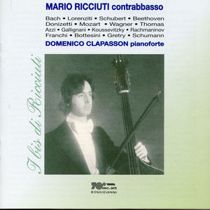 Encores from Ricciuti /  Various