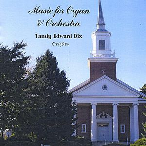 Music for Organ & Orchestra