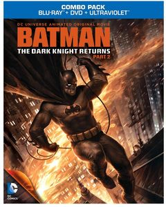 Batman: The Dark Knight Returns Part Two