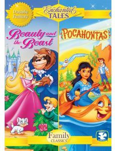 Enchanted Tales: Beauty & the Beast & Pocahontas