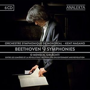 9 Symphonies - Between the Enlightenment