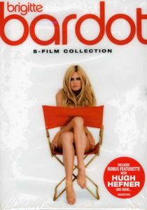 Brigitte Bardot 5-Film Collection