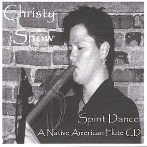 Spirit Dance-A Native American Flute CD