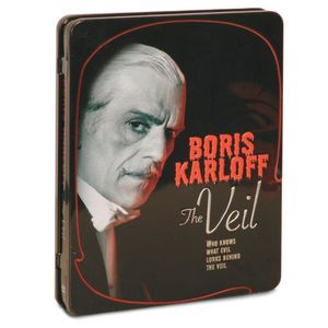 Boris Karloff the Veil [Import]