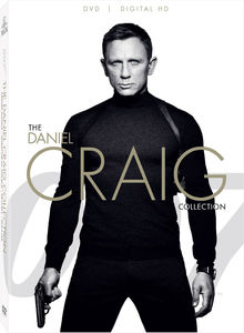 James Bond: The Daniel Craig Collection