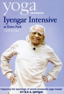 Iyengar Intensive at Estes Park
