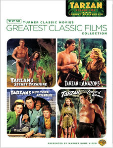 TCM Greatest Classic Films Collection: Johnny Weissmuller As Tarzan 2