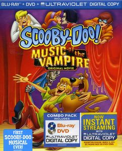 Scooby Doo: Music of the Vampire