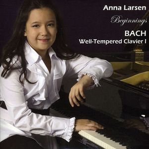 Beginnings: Bach Well-Tempered Clavier I