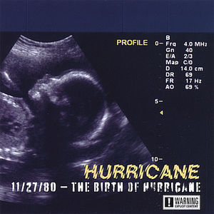 Birth of Hurricane