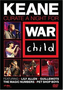 Curate a Night for War Child