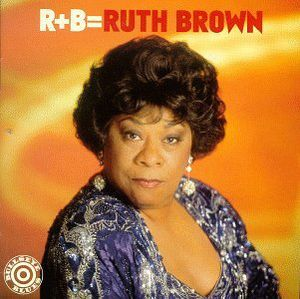 R + B = Ruth Brown