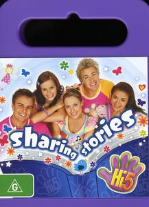Hi-5 (Australia)-Sharing Stories
