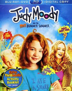 Judy Moody & the Not Bummer Summer