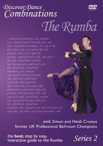 Discover Dance Combinations the Rumba 2