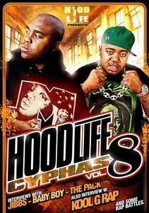 Hoodlife Cyphas 8 /  Various
