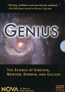 Genius-The Science of Einstein Newton Darwin & Gal