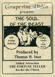 Soul of the Beast (1923)
