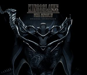 Kingsglaive Final Fantasy 15 (Original Soundtrack) [Import]