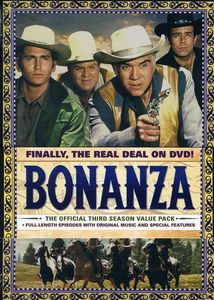 Bonanza: Official Third Season One & Two