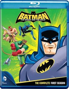 Batman Brave & the Bold: The Complete First Season