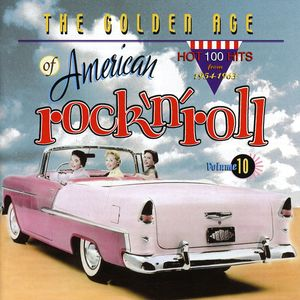 Golden Age of American Rock N Roll 10 /  Various [Import]